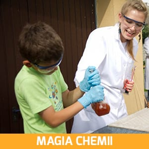 Magia chemii dla dzieci