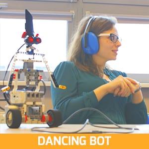 Dancing Bot - integracje z go4robot