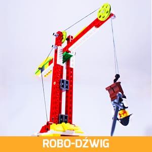 Robo - dźwig