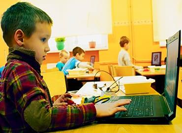 3 klasa zajęcia z robotyki