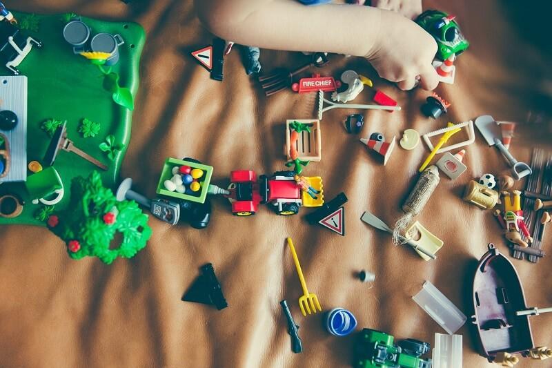 zabawy rozwijające kreatywne myślenie u dzieci