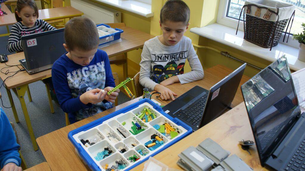 robotyka w szkole podstawowej