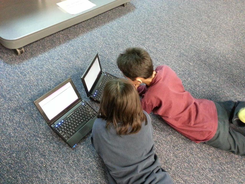 nauka programowania online dla dzieci