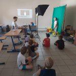 Zajęcia z robotyki w przedszkolu