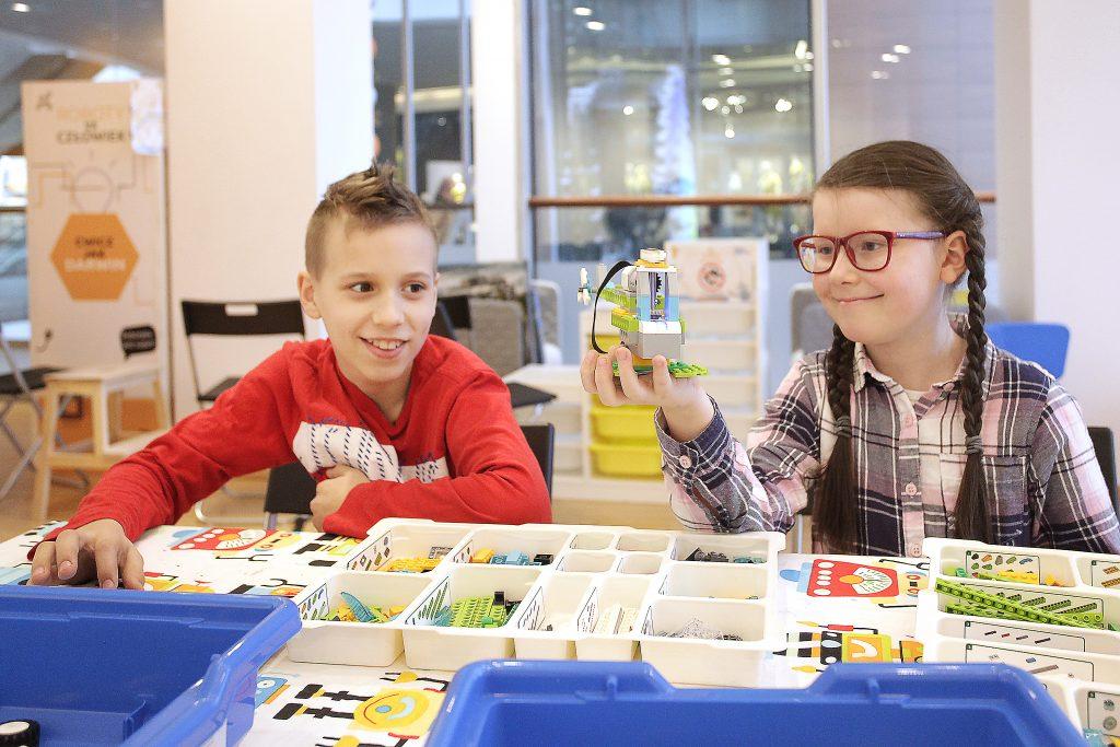 LEGO WeDo - cena zajęć i warsztatów